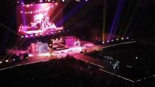 Aerosmith - Livin' on the Edge (Mall of Asia Arena, May 9, 2013)