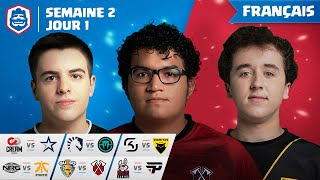 Clash Royale League : CRL West Fall 2019 | Semaine 2 Jour 1 ! (Français)