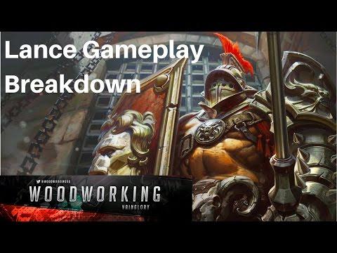 Lance Gameplay Breakdown || Vainglory