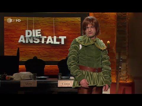 Die Anstalt: Die Munitionsfabriken 05.04.2016 - Bananenrepublik