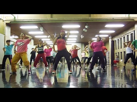 Konsey - Soca / Mina Dance Fitness Okinawa Japan /ミナ ズンバフィットネス沖縄