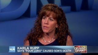 Mom: Four Loko killed my son