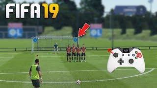 Comment marquer TOUS vos coup franc facilement sur FIFA 19