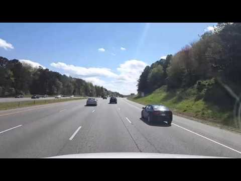 BigRigTravels LIVE! -  Cartersville, GA to Monroe, GA - Thu Apr 07 15:28:07 EDT 2016