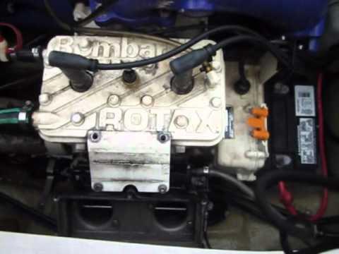 1994 657cc Sea Doo XP  YouTube