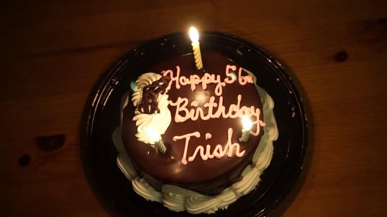 A Tiny Birthday Cake Youtube