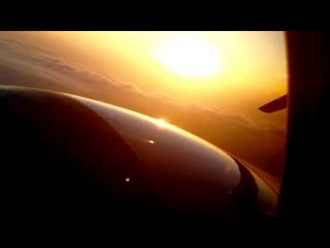 American Airlines MD-80 Takeoff From Austin to Dallas Fortworth
