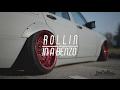 Mercedes W201 | Airride | Bodykit | Rollin in a Benzo by LowCarMovie