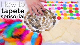 Tutorial: ¿Cómo hacer juguetes sensoriales caseros para bebés y niños?