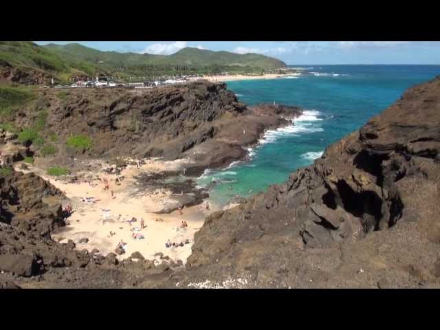 Oahu Dive Sites - Blowhole