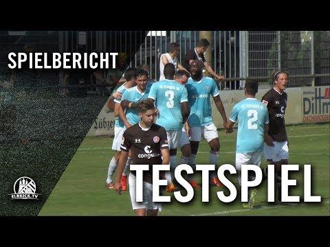 Fc Teutonia 05 Holstein Kiel Ii 3 Spieltag Relegation Zur Regionalliga Nord Youtube