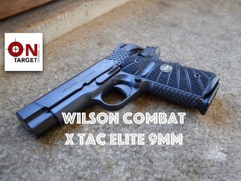 Wilson X Tac Elite