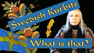 Folk Painting from Sweden. The Kurbits: History Symbolism Pattern How to do.