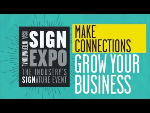 ISA International Sign Expo - 2017
