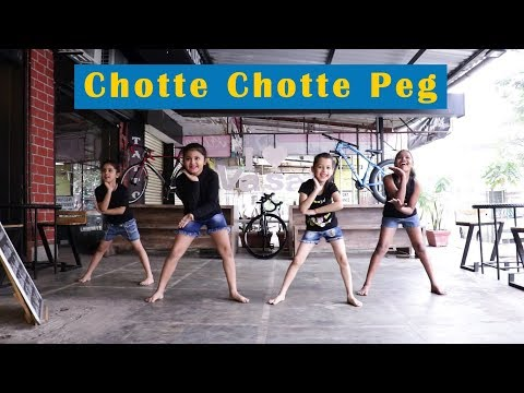 Chhote Chhote Peg (Dance Video) | Yo Yo Honey Singh | Neha Kakkar | Sonu Ke Titu Ki Sweety | SDA