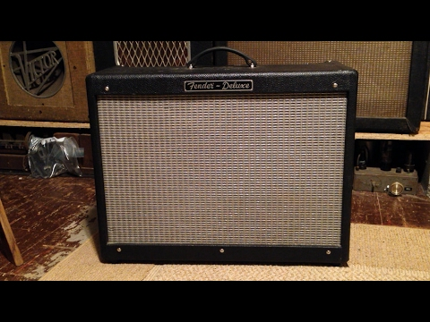 Fender Hot Rod Deluxe Repair - No Power, Won't Turn On