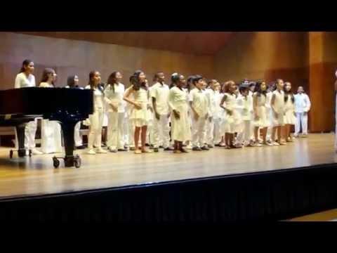 Si Ma Ma Ka cantan los Coros del Conservatorio Antonio Ma. Valencia de Cali