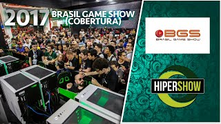 034 HIPERSHOW TV   Brasil Game Show 2017