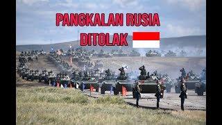 Video DITOLAK! PANGKALAN MILITER RUSIA DI INDONESIA TAK BISA DIBANGUN download MP3, 3GP, MP4, WEBM, AVI, FLV Oktober 2019
