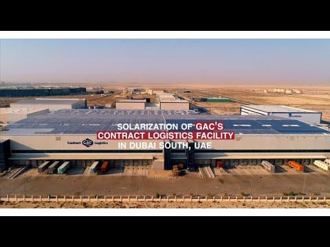 Total – Solarization of GAC in Dubai, UAE by Total Solar Dis