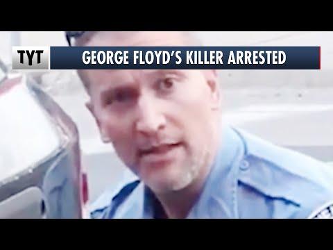 George Floyd's Murderer Arrested