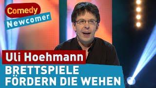 Uli Höhmann: Die Weihnachtsschaltkonferenz – Genauso gut wie die Bundesliga | Comedy Newcomer