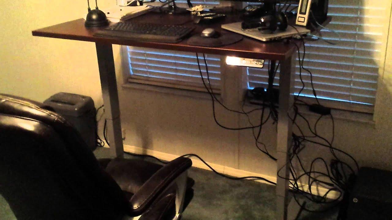 Uplift 900 desk review YouTube