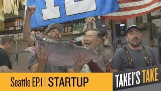 George Takei: Discovering Seattle, America's Outpost of Innovation | Takei's Take Seattle