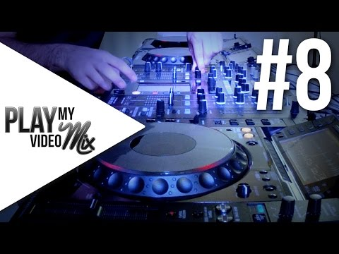Lucas Divino - PLAY MY VIDEO MIX #8 (UCPA Exam/ Disco-Funk)