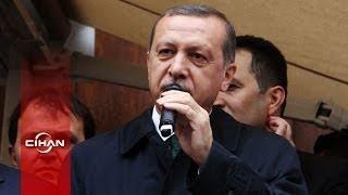 Erdoğan'dan Ayasofya cevabı