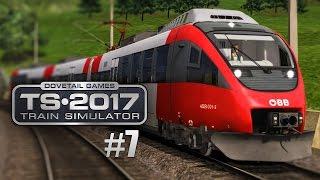 Train Simulator 2017 #7: Mit dem ÖBB TALENT auf der Semmeringbahn: Das verlorene Karriereszenario!