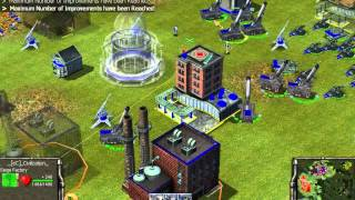 Empire Earth Modern 3vs3 game on GameRanger