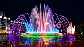 Музыкальные фонтаны мира