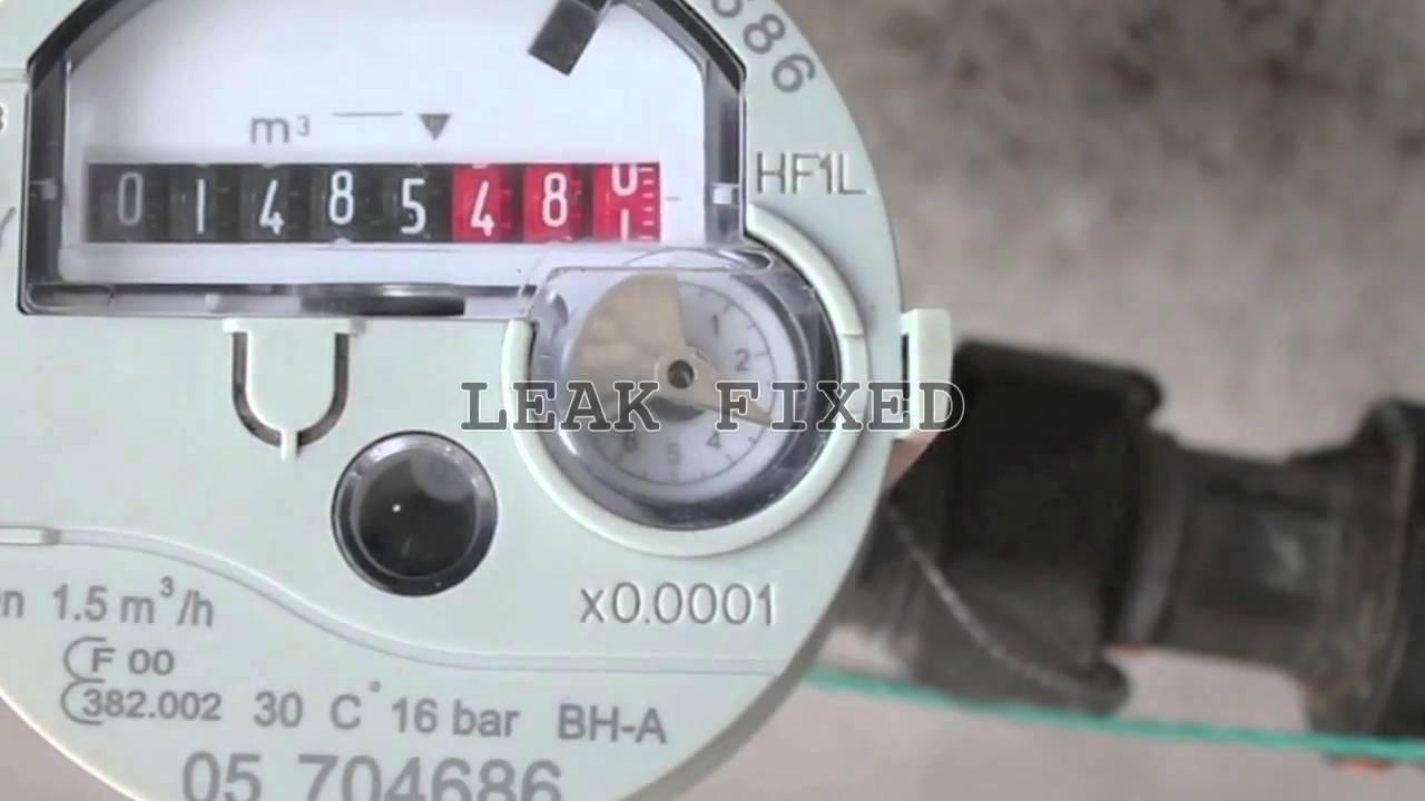Water Meter Youtube
