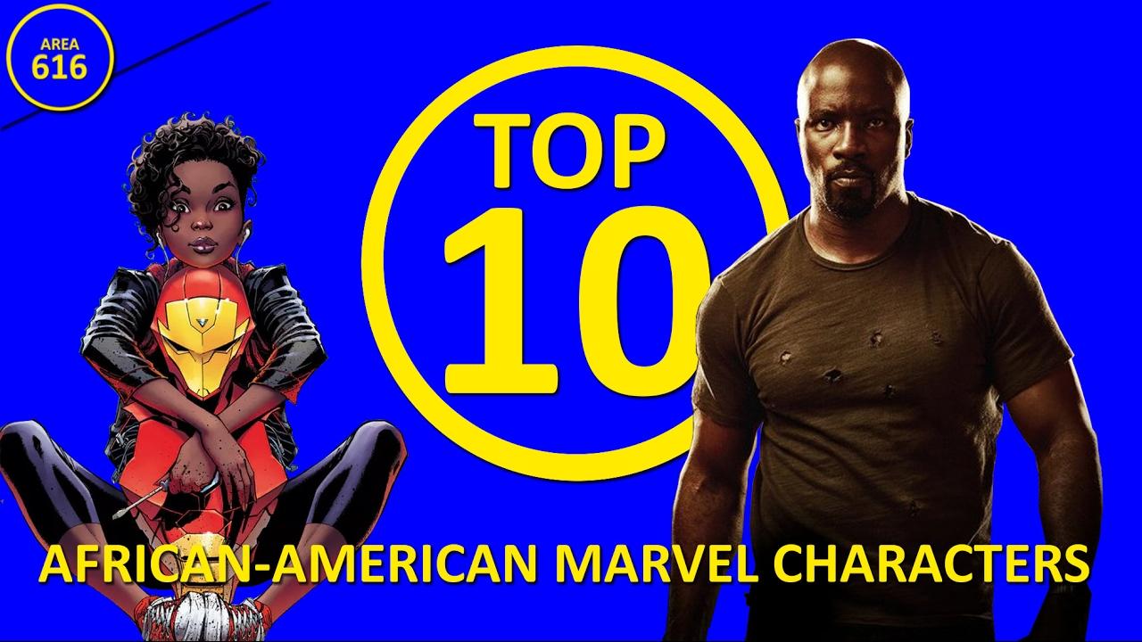 Top 10 african american