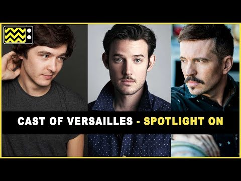 Alexander Vlahos, Evan Williams and Tygh Runyan Interview | AfterBuzz TV's  Spotlight On