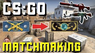 SOLOQUE CS:GO MATCHMAKING! - Road To Global