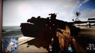 Battlefield 4 - Game Fail - Test Range Glitch