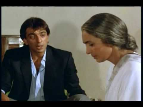 Bollywood Screenplay: Sanjay Dutt with Nutan