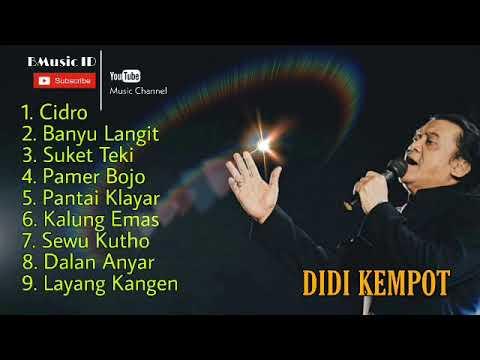Didi Kempot Cidro Banyu Langit Pamer Bojo Kumpulan Lagu Jawa