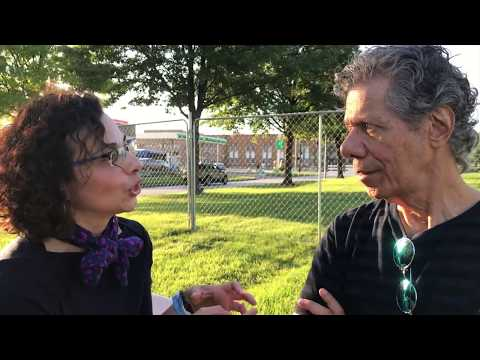 Chick Corea Interview at KC Jazz Fest