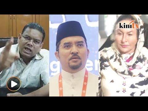 Lokman Adam 'menyirap' dengan Asyraf, Rosmah tiga beranak disiasat