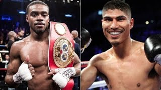 BREAKING NEWS! ERROL SPENCE JR WILL BE TAKING VADA TESTING FOR THE MIKEY GARCIA FIGHT! (REPORT)