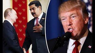 Venezuela Incrementa lazos de Amistad con Rusia y se Prepara para la Guerra contra EEUU