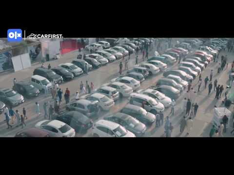 OLX CarFirst CarBazaar - Packages Mall Lahore