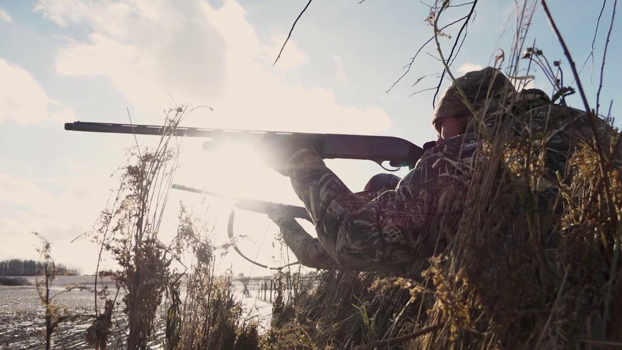Avian-X A-Frame Blind | Cabela\'s Northern Flight - YouTube