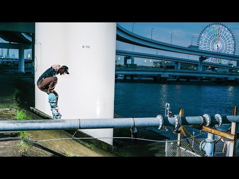 """HUF's """"Stoops Asia tour"""" video"""