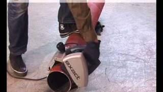 Труборез Exact-170 (резка трубы 168х4,5 из стали)(Преимущества труборезов Exact Pipe Cutting System Точный и ровный срез Нержавеющая сталь DN 100 (114.3 x 2мм) Быстрота резки..., 2011-02-17T03:24:21.000Z)