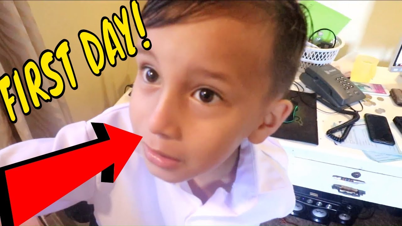 Fil Am Kids First Day Of School In The Philippines 2018