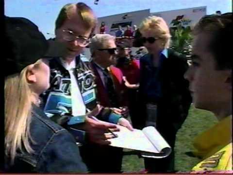 Video Of Frankie Nuniz Race Car Crash